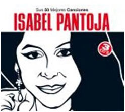 Isabel Pantoja. 50 Greatest Hits Collection