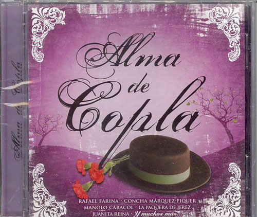 CD Alma de Copla Vol.3