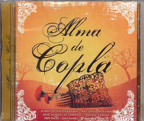 CD Alma de Copla Vol.1