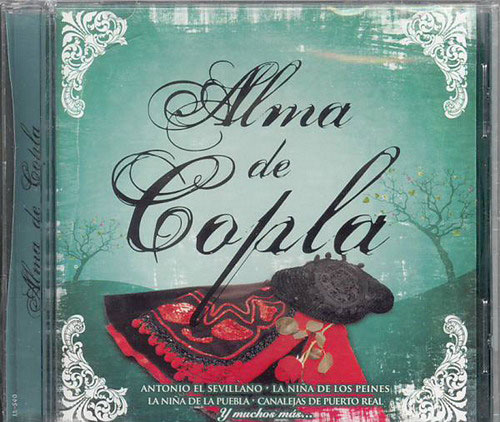 CD Alma de Copla Vol.2
