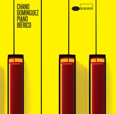 CD 『Piano Ibérico』 Chano Domínguez