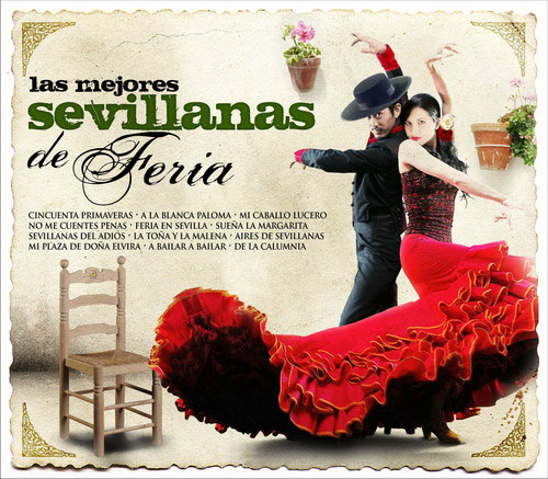 The best Sevillan dance for Feria
