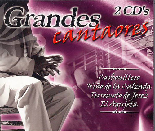 Grandes cantaores. 2CDS