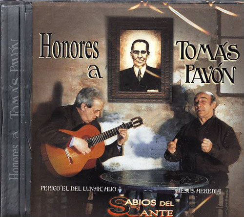 CD Honores a Tomas Pavon