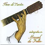 CD Interpreta a Falla - Paco de Lucia
