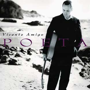 CD Poeta. Vicente Amigo