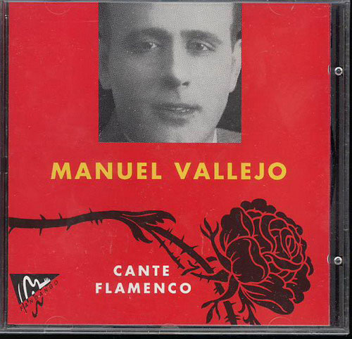 CD Manuel Vallejo - Cante Flamenco
