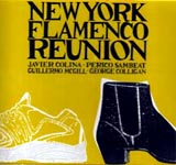 CD New York Flamenco Reunion - Marc Miralta