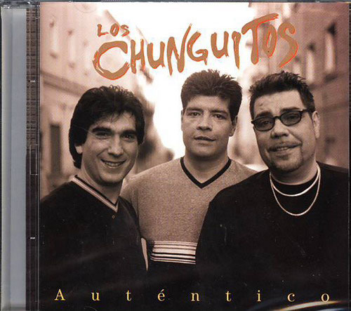 CD Los Chunguitos.  Autentico