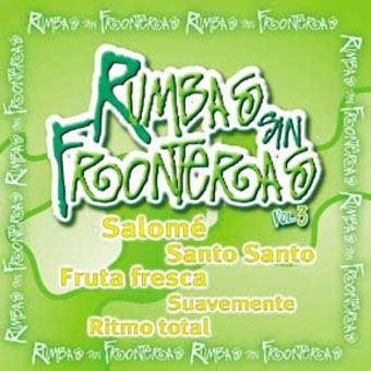 CD Rumba sin fronteras vol. 3
