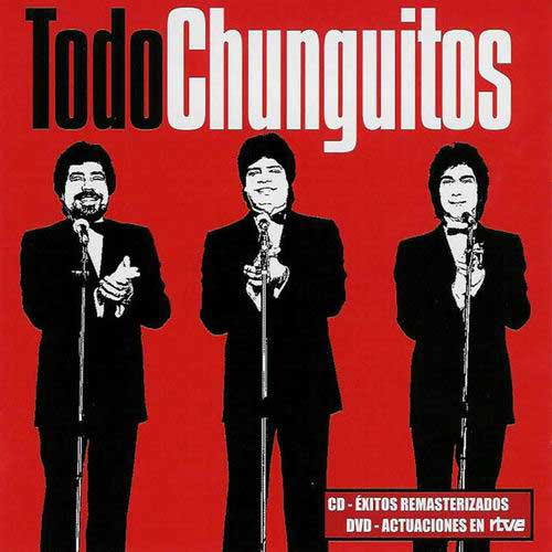 CD『 Todo Chunguitos』Los Chunguitos