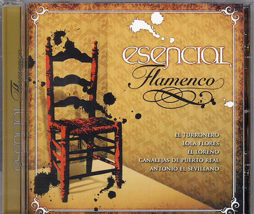 CD Esencial Flamenco Vol. 1  1.CD