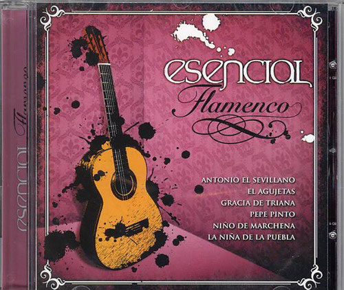 CD Esencial Flamenco Vol. 2  1.CD
