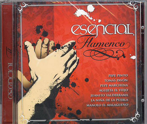 CD Esencial Flamenco Vol. 5  1.CD