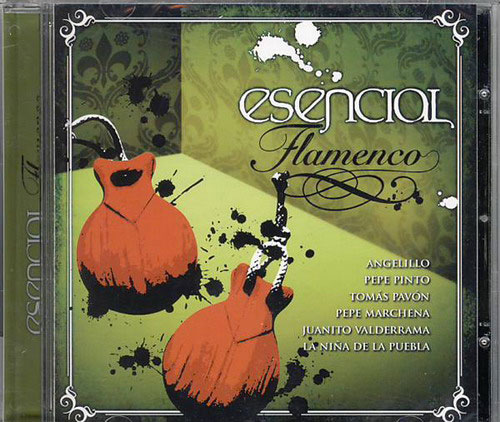 CD Esencial Flamenco Vol. 6  1.CD
