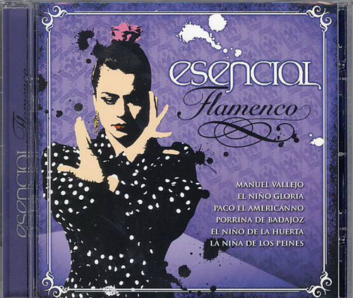 CD Esencial Flamenco Vol. 7  1.CD