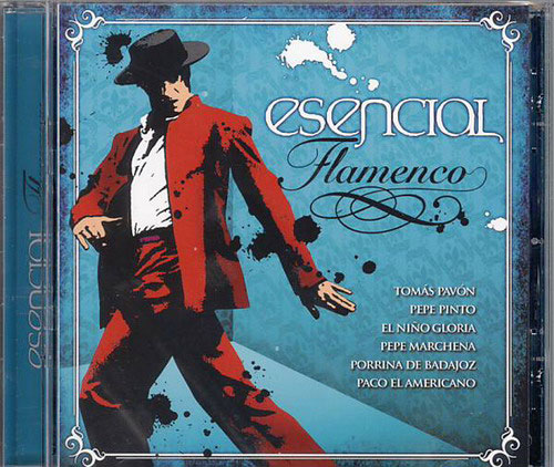 CD Esencial Flamenco Vol. 9  1.CD