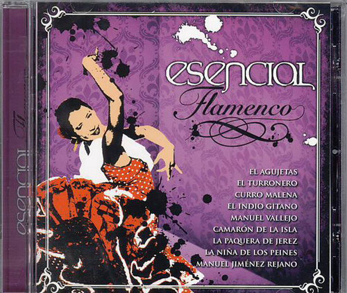 CD Esencial Flamenco Vol. 11 1.CD