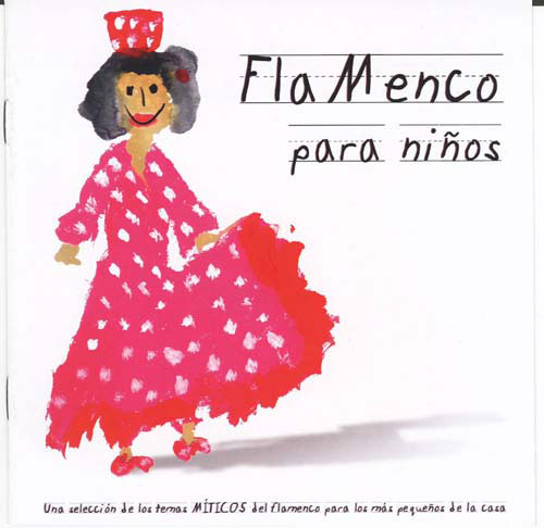 Flamenco for children. Cd
