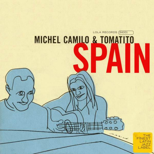 CD Spain - Michel Camilo & Tomatito