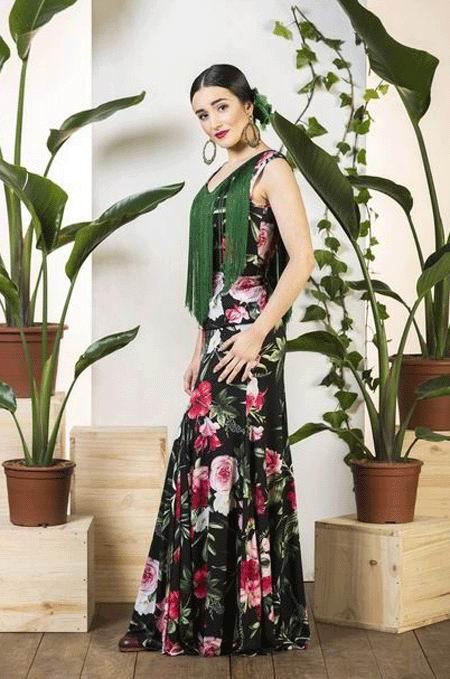 984dfbc79 Faldas flamencas - Comprar faldas de flamenca baratas de baile y ensayo