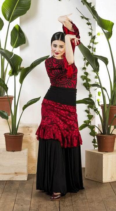 2298cd3f7c5 Faldas flamencas - Comprar faldas de flamenca baratas de baile y ensayo