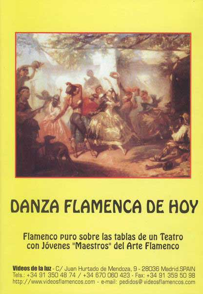 Flamenco dance Today - Dvd
