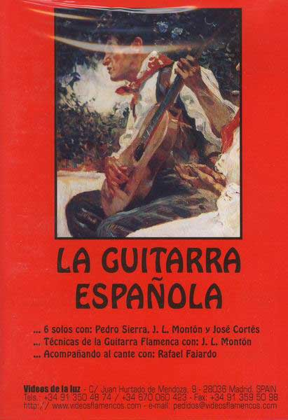 The Spanish Guitar - DVD