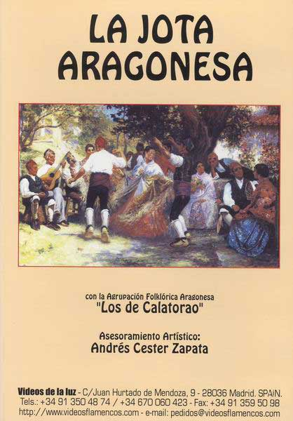 The aragonese jota - Dvd