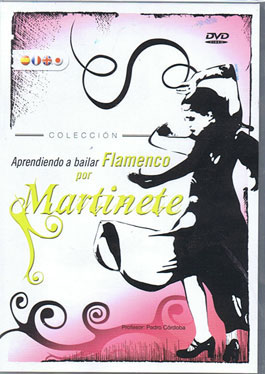 Learning to dance flamenco for Martinete - DVD