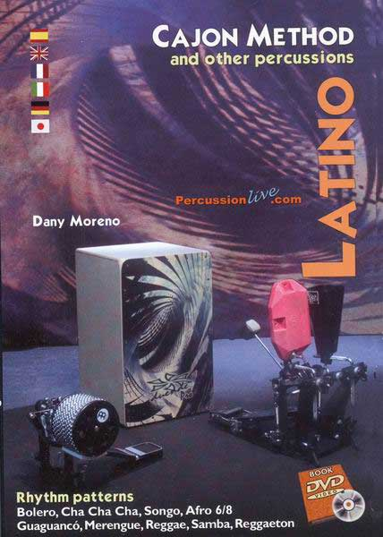 Cajon Method and other percussions. Latino