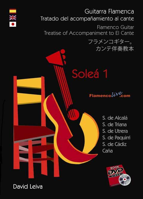 Treatise of accompaniment and cante. La Soleá 1. David Leiva