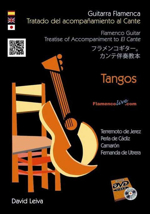 David Leiva. Treatise of sing accompaniment. Tangos