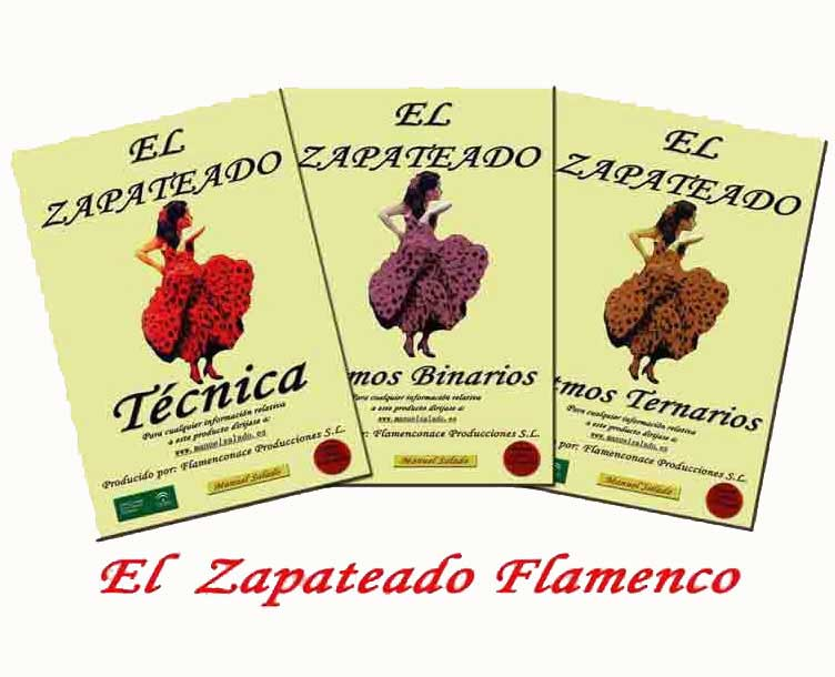 Didactic collection of Flamenco to tap one's feet.