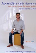 Learn how to play the flamenco cajón - (DVD)