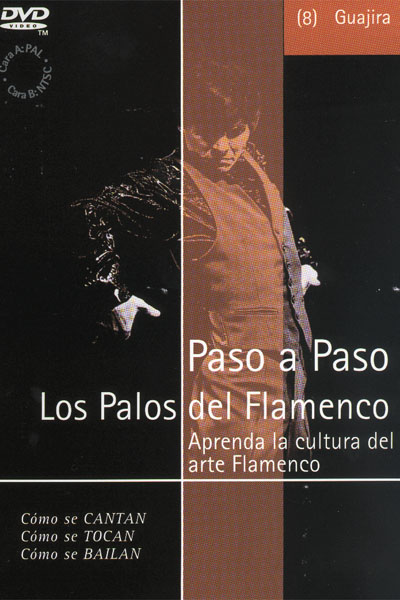 Flamenco Step by Step. Guajiras (08) - VHS