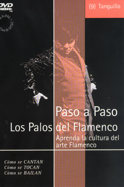 Flamenco Step by Step. Tanguillo (09) - Dvd - Pal