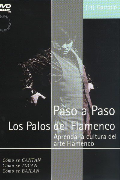 Flamenco Step by Step. Garrotin (11) - Dvd - Pal