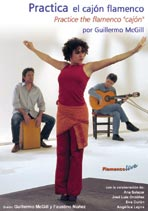 Pratique du cajón flamenco. (dvd)