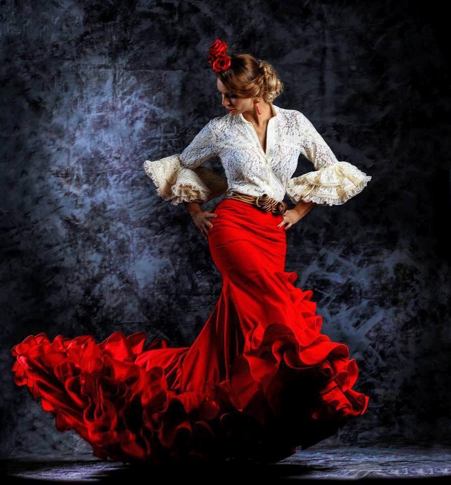 diseño de calidad 720a0 8e64d Faldas flamencas - Comprar faldas de flamenca baratas de ...