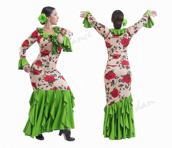 Happy Dance Faldas para Baile Flamenco. Ref. EF224PE24PS44PS44HL09