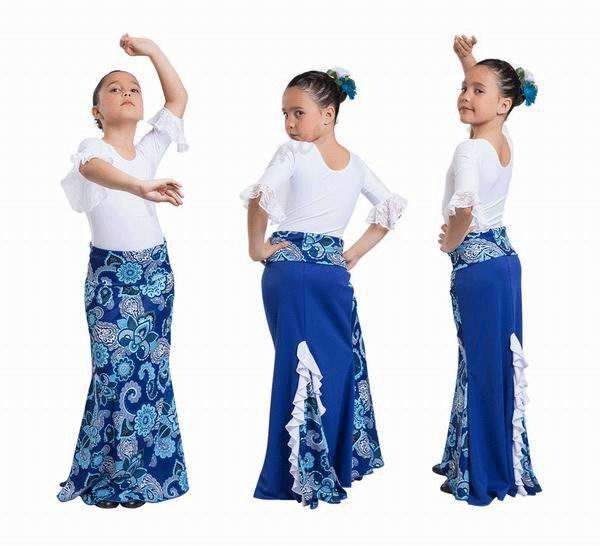 Happy Dance Flamenco Skirts for Girls. Ref.EF305PE14PS05PS11