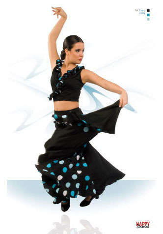 Faldas para Baile Flamenco Happy Dance Ref.EF024PS13PS141