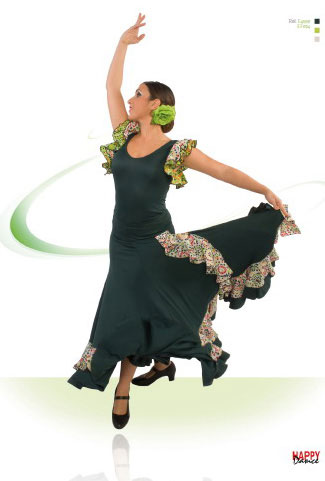Falda para Baile Flamenco Happy Dance Ref. EF094PS38PS168