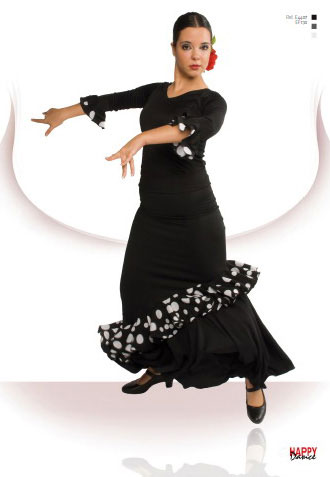 Faldas para Baile Flamenco Happy Dance Ref.EF130PS13PS82PS13