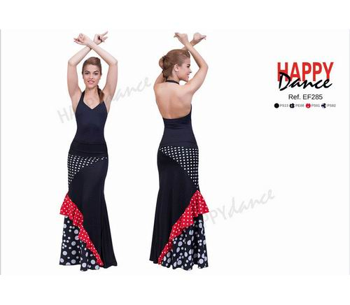 Skirts for flamenco dance Happy Dance Ref.EF285PS13PE08PS61PS82