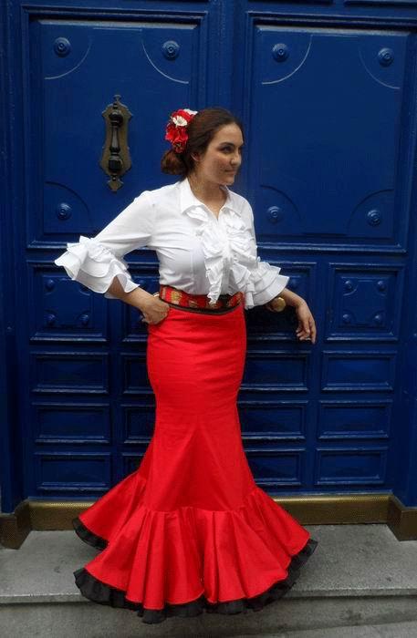 7f0429eb9 Faldas Rocieras baratas online y faldas camperas   FlamencoExport