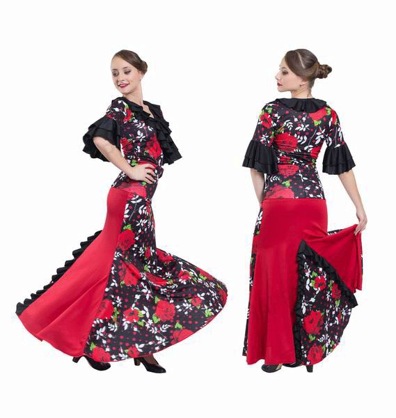 Happy Dance Skirts for Flamenco Dance. Ref. EF305PE22PS43PS13