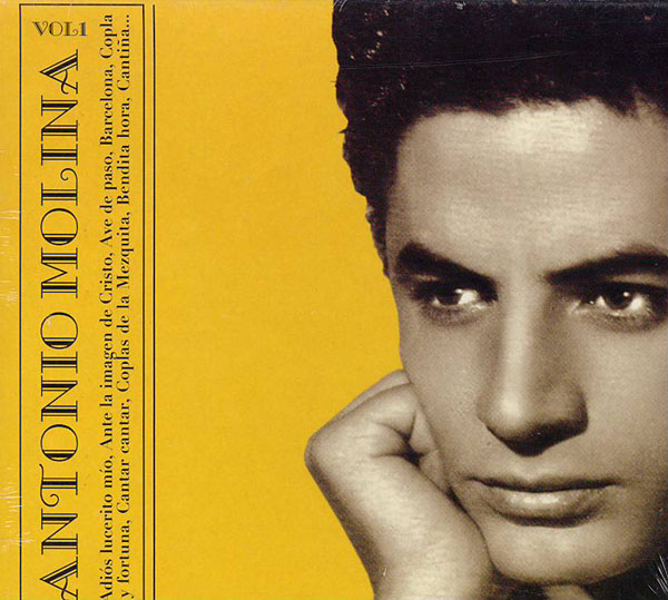 Antonio Molina Vol.1. 2 CDS