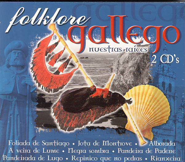 Folklore Gallego. Nuestras Raices. 2CDS